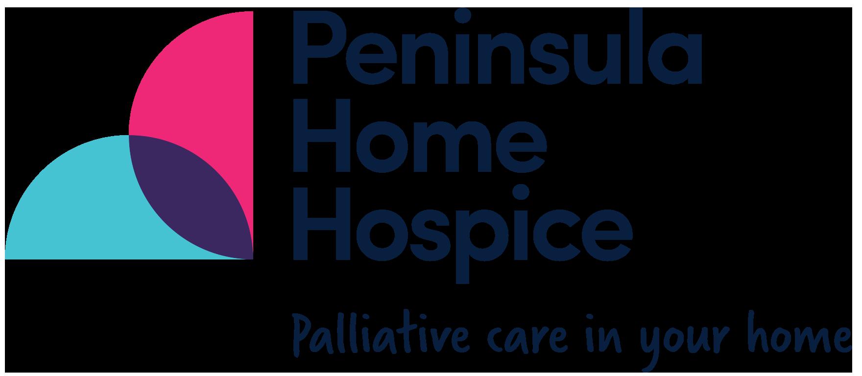Peninsula Home Hospice Logo